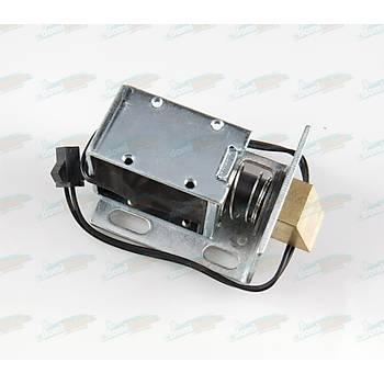 Elektrikli Kapý Kilidi 12V DC 1.7A  20.6W Solenoid ( 1kg Tutma Gücü)