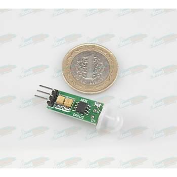 HC-SR505 Mini PIR Hareket Algýlama Sensörü