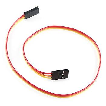 SparkFun Jumper Kablosu  3 Pin - 30cm