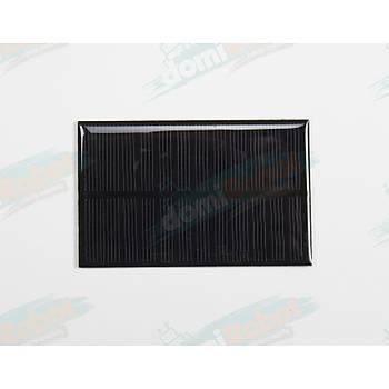 Güneþ Paneli - Solar Panel 105x66mm - 6 V 150 mA