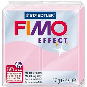 FIMO Effect Polimer Kil 56g - No.205 - Light Pink
