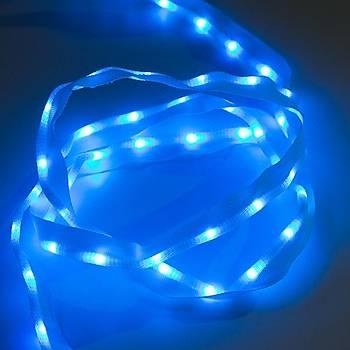 SparkFun Sewable LED Ribbon - 1m, 50 LEDs - Mavi