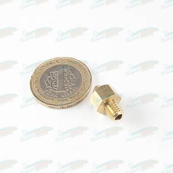 Ultimaker Nozzle (3.0mm Filament +0.4mm Extruder Print Head)
