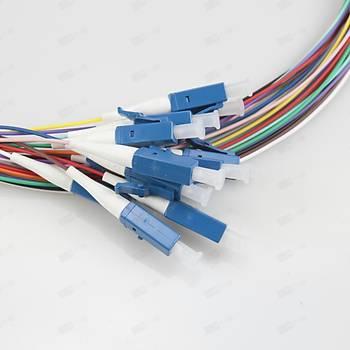 LC/UPC SM G652D F/O Pigtail L:1.2m (12 Renk)