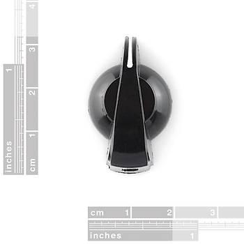 Potansiyometre Düðmesi  - 14x20mm