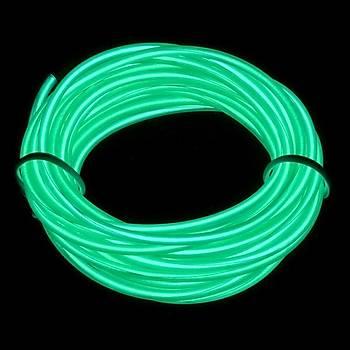 EL Wire - Floresan Yeþil (3m) (Chasing)