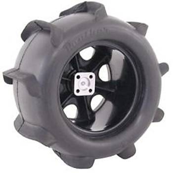 Actobotics Wheel Adapter - Hex (17mm, Pair)