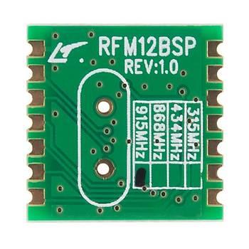 RFM12B-S2 Wireless Transceiver - 915MHz