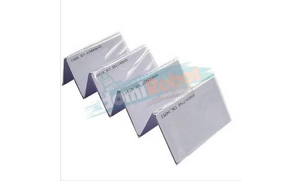 13.56 MHZ / 8kb RFID Beyaz ID Kart