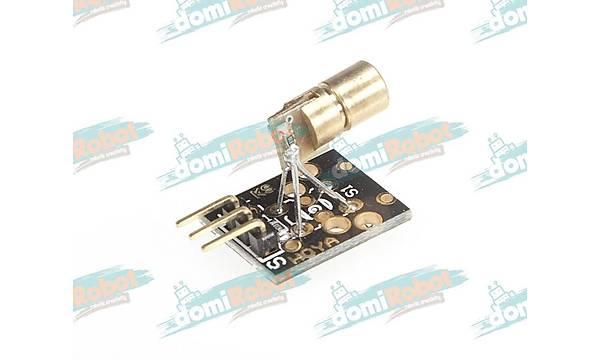 Lazer Diyot Modülü KY-008