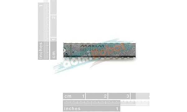 MAX7219CNG 8-Digit LED Display Sürücü Entegresi