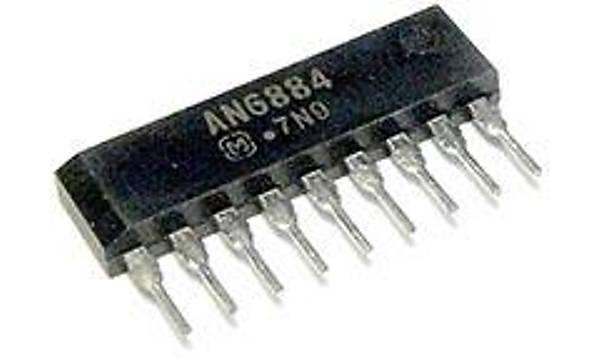 AN6884 5-Dot LED Driver