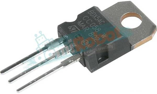 BDX54C PNP Darlington Transistor