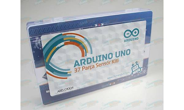 37 Parça Sensör Kiti (Kutulu) -Arduino Uyumlu-