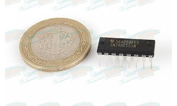 74HC151 - 8Line To 1Line Data Selectors / Multiplexers