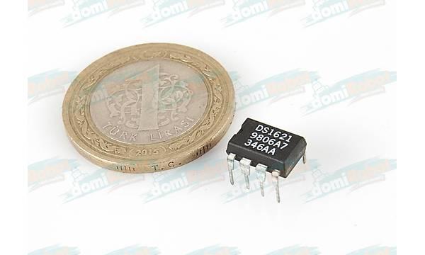 DS1621 Digital Termometre & Termostat Entegresi