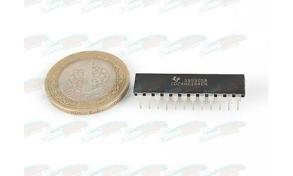 74HC154EN - 4 to 16 Line Decode/Demultiplexer