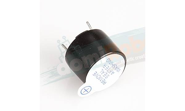 5V 12mm CRE Sound Devreli Aktif Buzzer