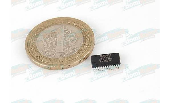 FTDI FT232RL USB UART Entegre (SMD)