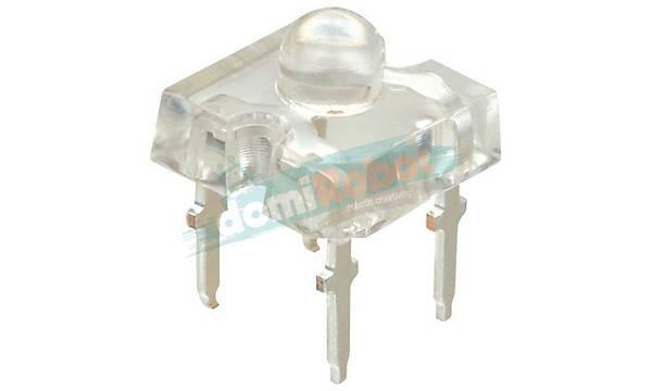 5mm SuperFlux LED - SARI (5adet)