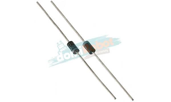 1N5819 Schottky Barrier Rectifier (10adet)