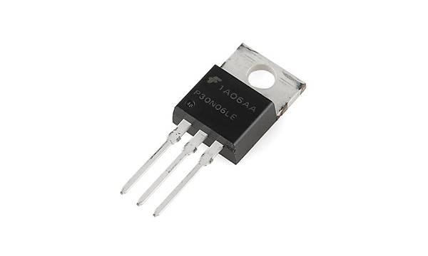 FQP30N06 - N-Kanal Power MOSFET 60V/30A