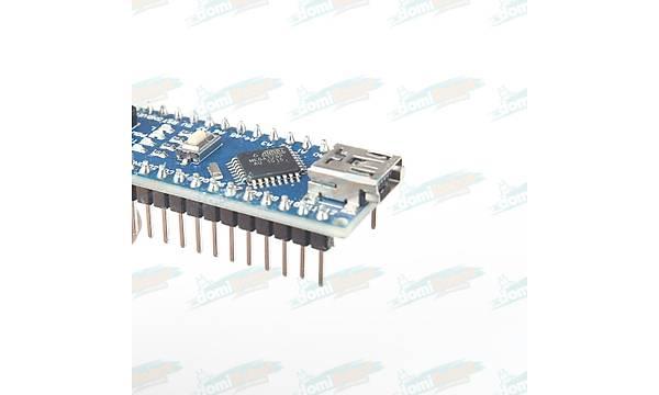 Arduino Nano Klon - USB Kablo Hediyeli - (USB Chip CH340)