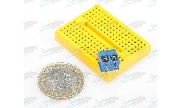 0 Numara 2Pin Vidalý 5.08mm PCB Klemens (10adet)