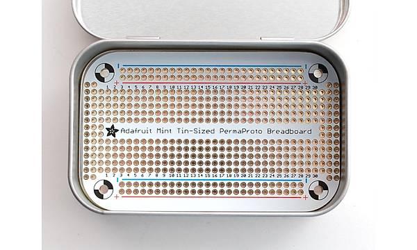 Perma Proto Minty PCB Breadboard - Tekli