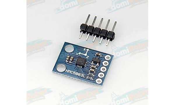 HMC5883L 3 Eksen Pusula Sensörü (GY-273)