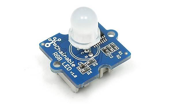Grove Chainable (Arka arkaya baðlanabilir) RGB LED
