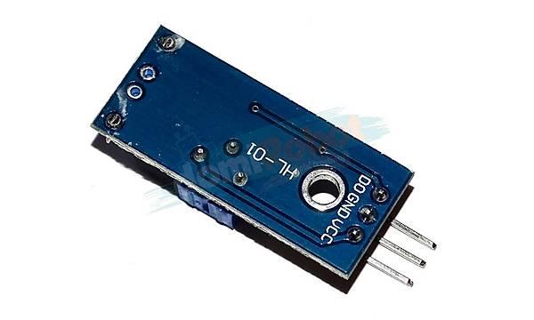Kapalý Tip Titreþim Sensörü SW-420 NC Tipi