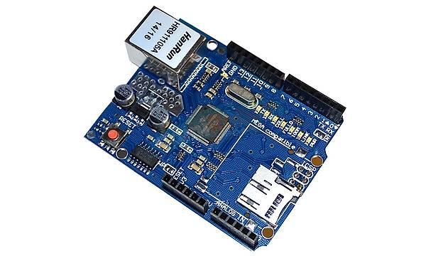 Ethernet Shield (W5100) -Arduino Uyumlu-