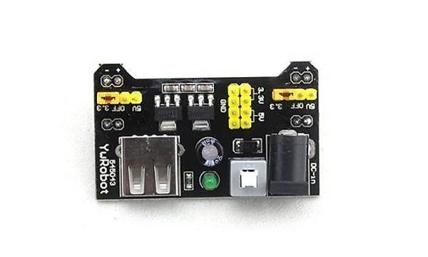 Breadboard Power Supply Modül 3.3V/5V