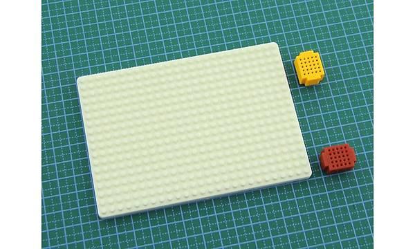 XF25 Breadboard Kit - Beyaz