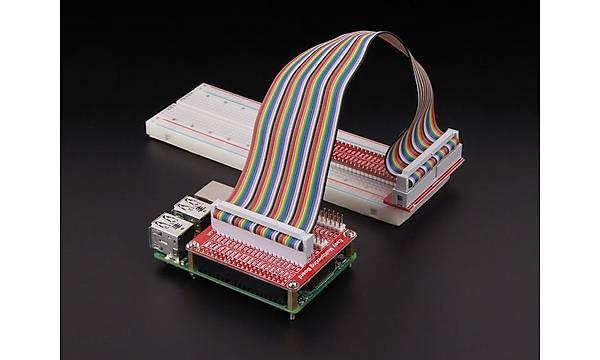 Raspberry Pi GPIO Üçlü Geniþleme Kartý