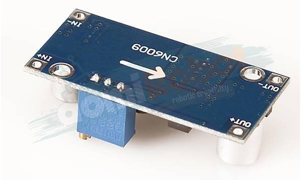 Ayarlanabilir Step Up Boost Voltaj Regülatör Kartý - XL6009
