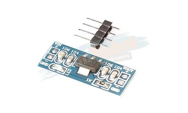 AMS1117 3.3V Voltaj Regülatör Kartý