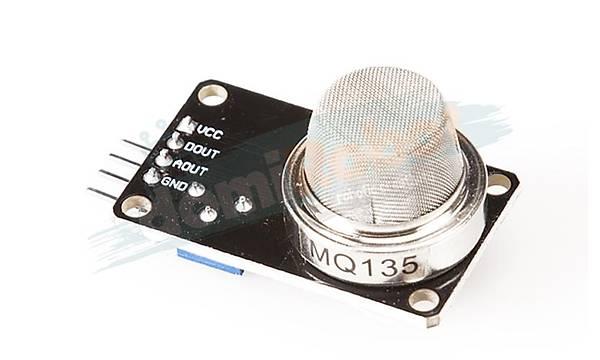 Hava Kalite Sensör Kartý MQ-135