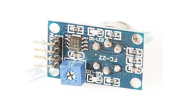 MQ-4 Metan Gaz Sensör Modülü