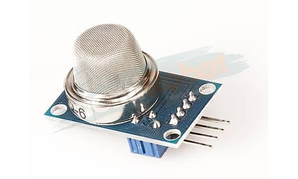 MQ-6 LPG Gaz Sensör Modülü