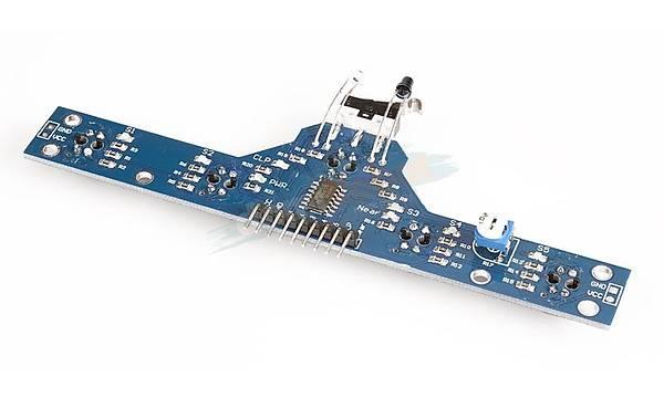 5li Çizgi Ýzleyen Sensör Modül Kartý