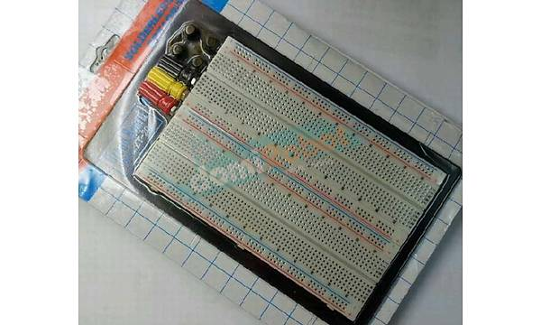 Birleþtirilmiþ Breadboard ZY-204 1660 pin