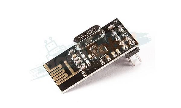 NRF24L01 2.4GHz Alýcý Verici Modül - NRF24L01 2.4GHz Transceiver Modül