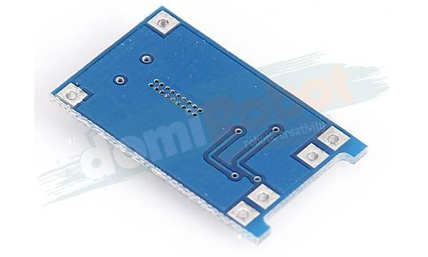 XD-58A 5V/1A Korumalý Lityum Micro-USB Batarya Þarj Kartý
