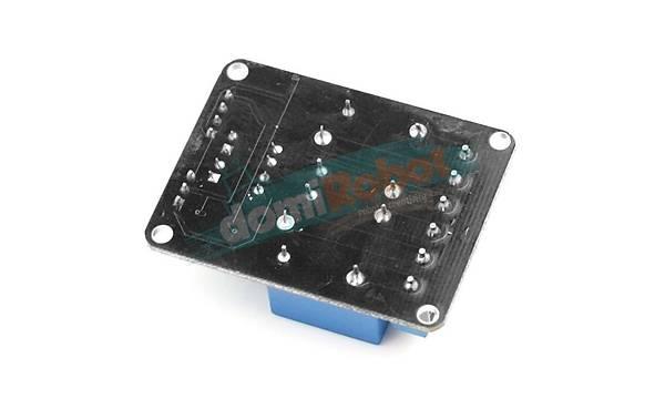 2 Kanal LED Göstergeli Opto-izalasyonlu 5V Röle Kartý