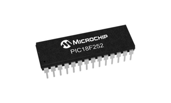 PIC 18F252 I/SP