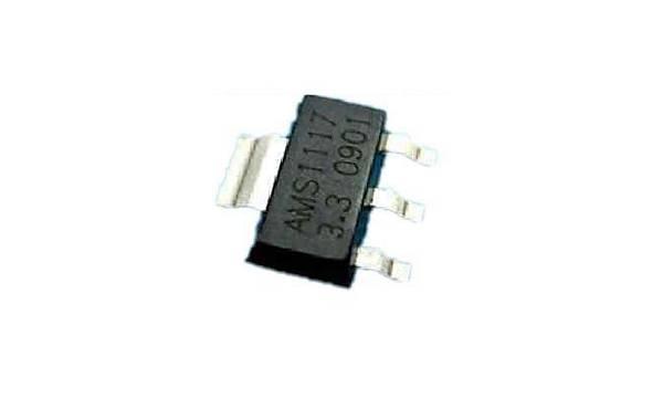 AMS 1117-3.3V SMD Voltaj Regülatörü