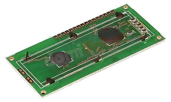 16x2 LCD Ekran - Arka Iþýksýz