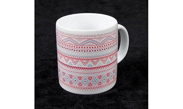 Porselen Baskýlý Kupa